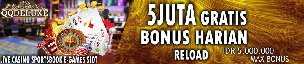 Bonus besar judi online resm